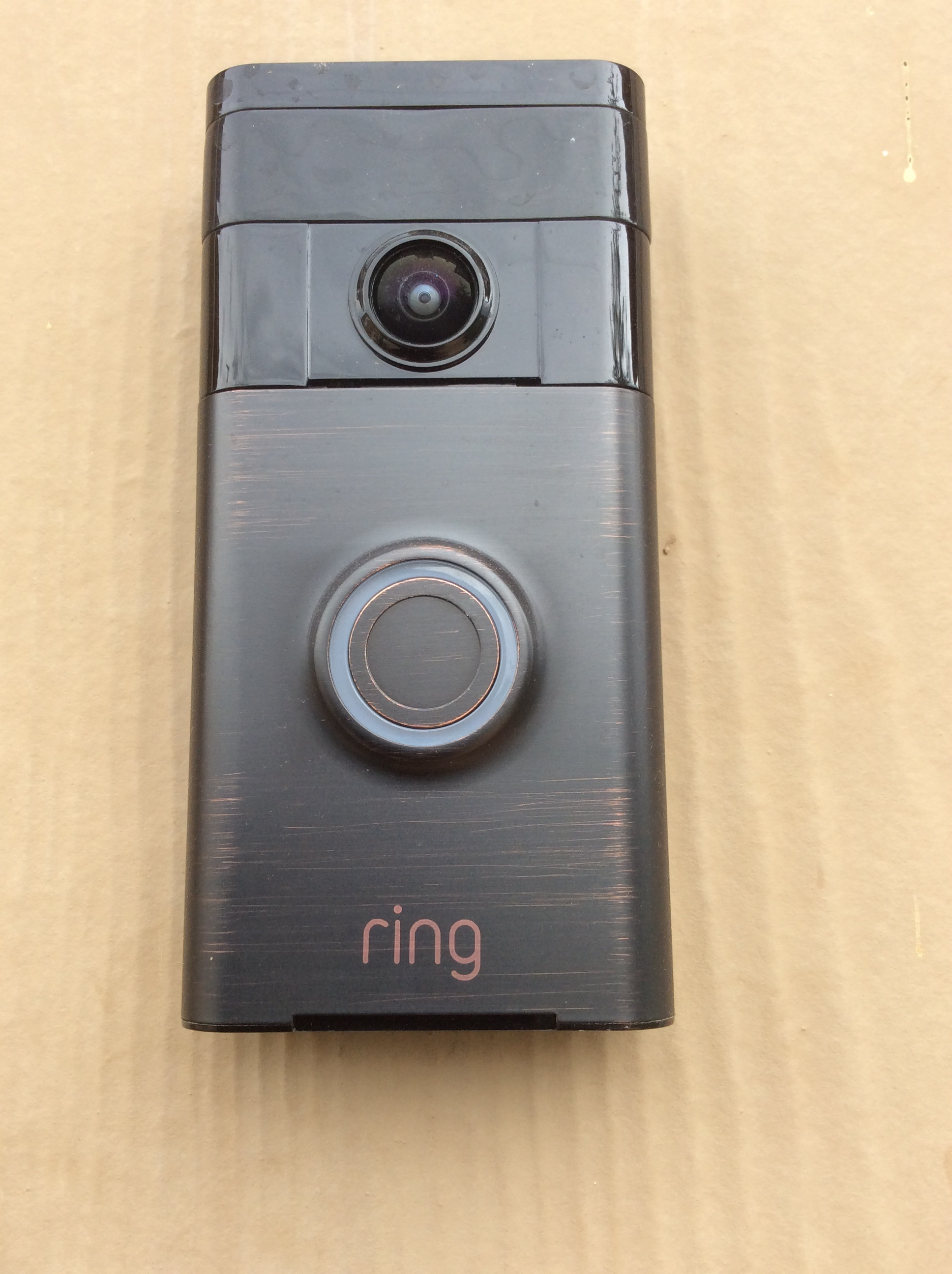Ring doorbell san diego