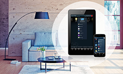 URC home automation