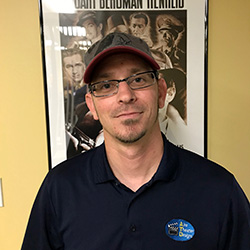 Mark Armstrong, Lead Installer and Programmer